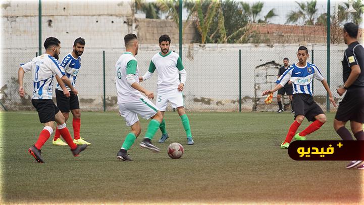 هلال الناظور ينتزع فوزا مستحقا من جمعية تدارت برسم الجولة السابعة من البطولة