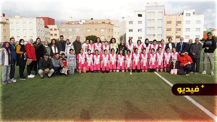 الناظور تحتضن النسخة الأولى لملتقى 8 مارس لكرة القدم النسوية