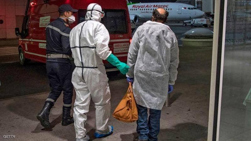 10 وفيات بسبب فيروس كورونا في المغرب