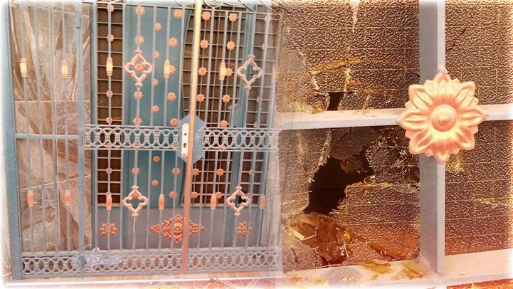 سرقة جديدة تستهدف منزلاً خلف القصر الملكي بأزغنغان والشرطة القضائية تدخل على الخط