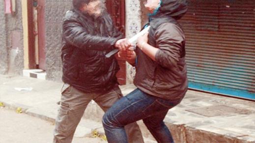شجار بين جارين يتحول إلى جريمة قتل راح ضحيتها أب لطفلين