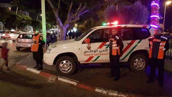 الشرطة تنقذ فتاة عشرينية احتجزها شخص جانح