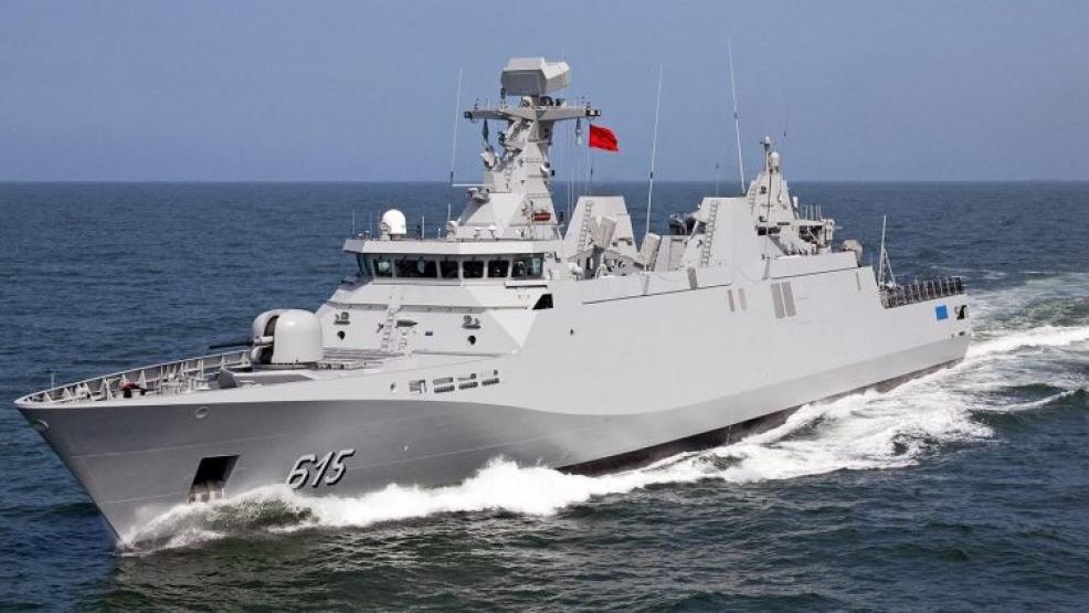 حجز سفينة صيد صينية اخترقت المياه الإقليمية المغربية