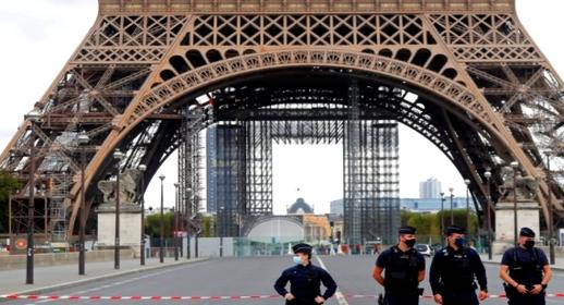 فرنسا تتجه إلى فرض إغلاق العاصمة باريس شهرا كاملا بسبب ارتفاع حالات الإصابة بفيروس كورونا