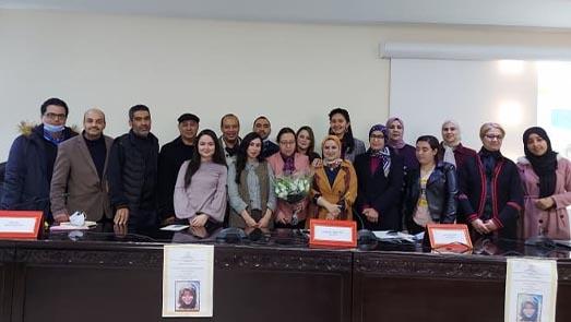 ماستر المغرب والعالم الناطق بالإسبانية بكلية الناظور يحتفي بعيد المرأة في يوم دراسي شعري