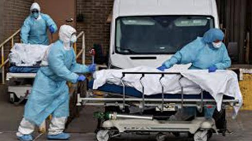 569 إصابة بفيروس كورونا وتسجيل 6 وفيات
