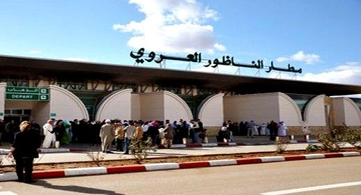 رغم قيود السفر.. مطار العروي-الناظور يحتل الرتبة الرابعة وطنيا