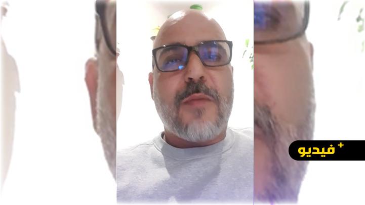 الإعلامي رضوان الرمضاني يخرج عن صمته ويكشف حقيقة الإعتداء عليه بالأسلحة البيضاء