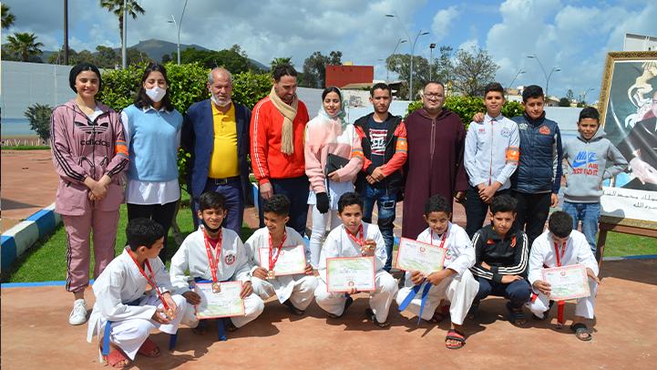 المؤسسة الخيرية الإسلامية بالناظور تحتضن فعاليات البطولة الجهوية للكراطي