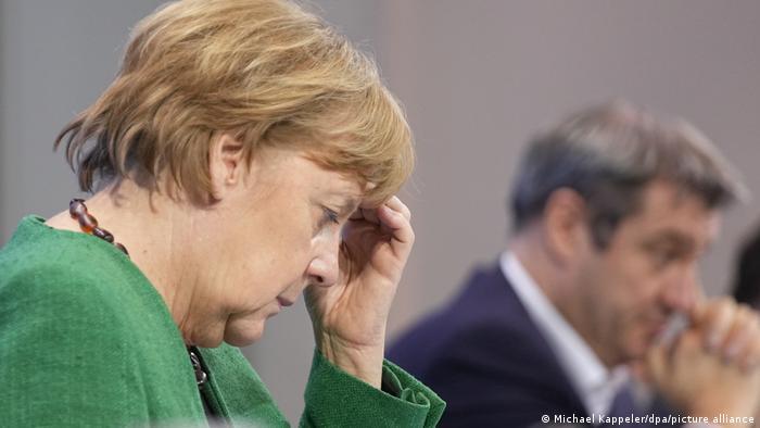 ألمانيا تتراجع عن قرار فرض الإغلاق خلال عطلة عيد الفصح وتعتذر لمواطنيها