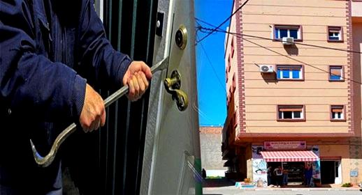 ساكنة أزغنغان تهتز على واقعة سرقة منزل في ملكية طبيب ومواطنون يحبطون محاولة سرقة أخرى
