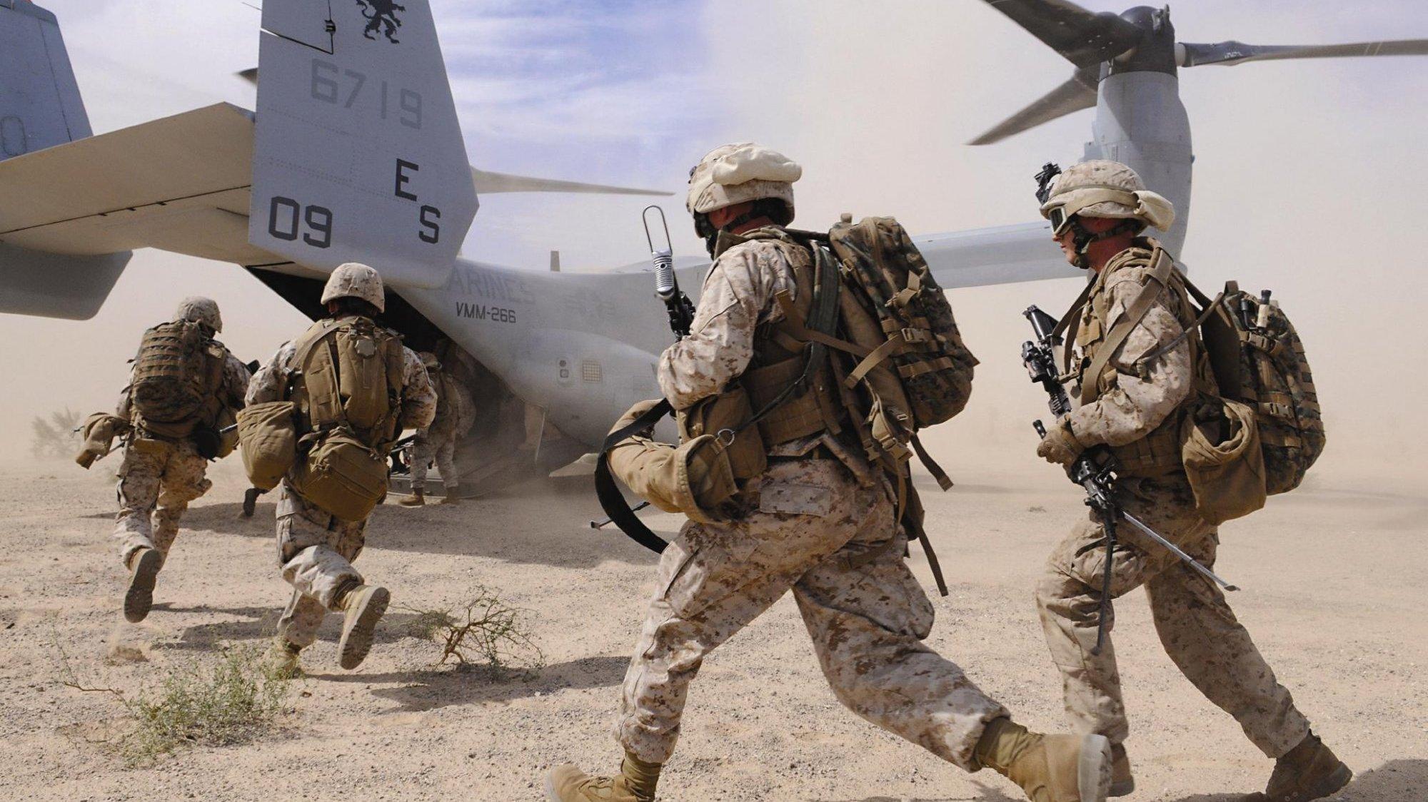 المغرب يستعد لأكبر تمرين عسكري في أفريقيا مع الولايات المتحدة الأمريكية