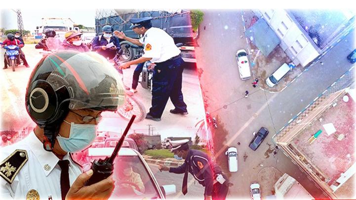 شرطة العروي تحارب الجريمة باقتحام البؤر السوداء