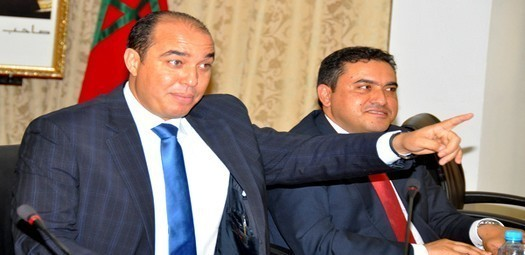 هذه تفاصيل حضور محمد أوزين في اجتماعين بالناظور بمباركة من الأمين العام
