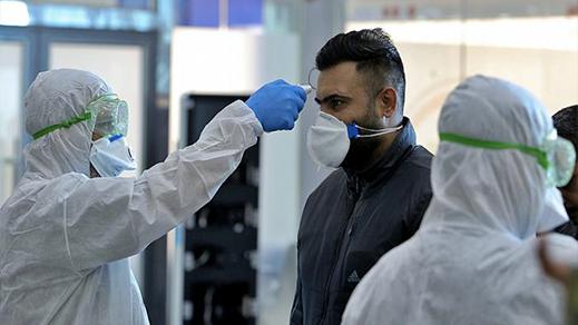 ارتفاع مقلق لحالات الإصابة بفيروس في كورونا