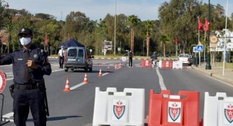 السلطات تفرض شهادة التلقيح للتنقل بين المدن