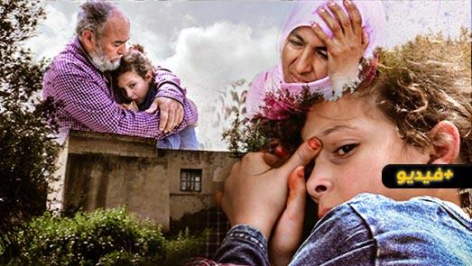 أسرة تعيش وسط حظيرة للمواشي ضواحي الناظور تناشد المحسنين إنقاذ ابنتهم أو تبنيها