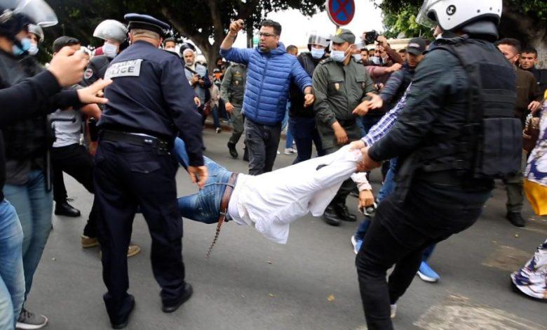 بعد تمديد الإضراب.. متابعة 20 أستاذ متعاقد في حالة سراح