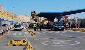 صحيفة إسبانية: المغرب يستعد لفتح معابر سبتة المحتلة