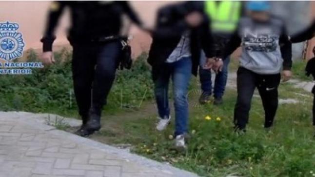 كانت سببا في غرق أربعة أشخاص.. الشرطة الإسبانية تفكك شبكة لتهجير المغاربة