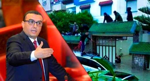 """وزير الشغل يكشف عن تفاصيل تحقيق فاجعة """"المصنع السري"""" بطنجة"""