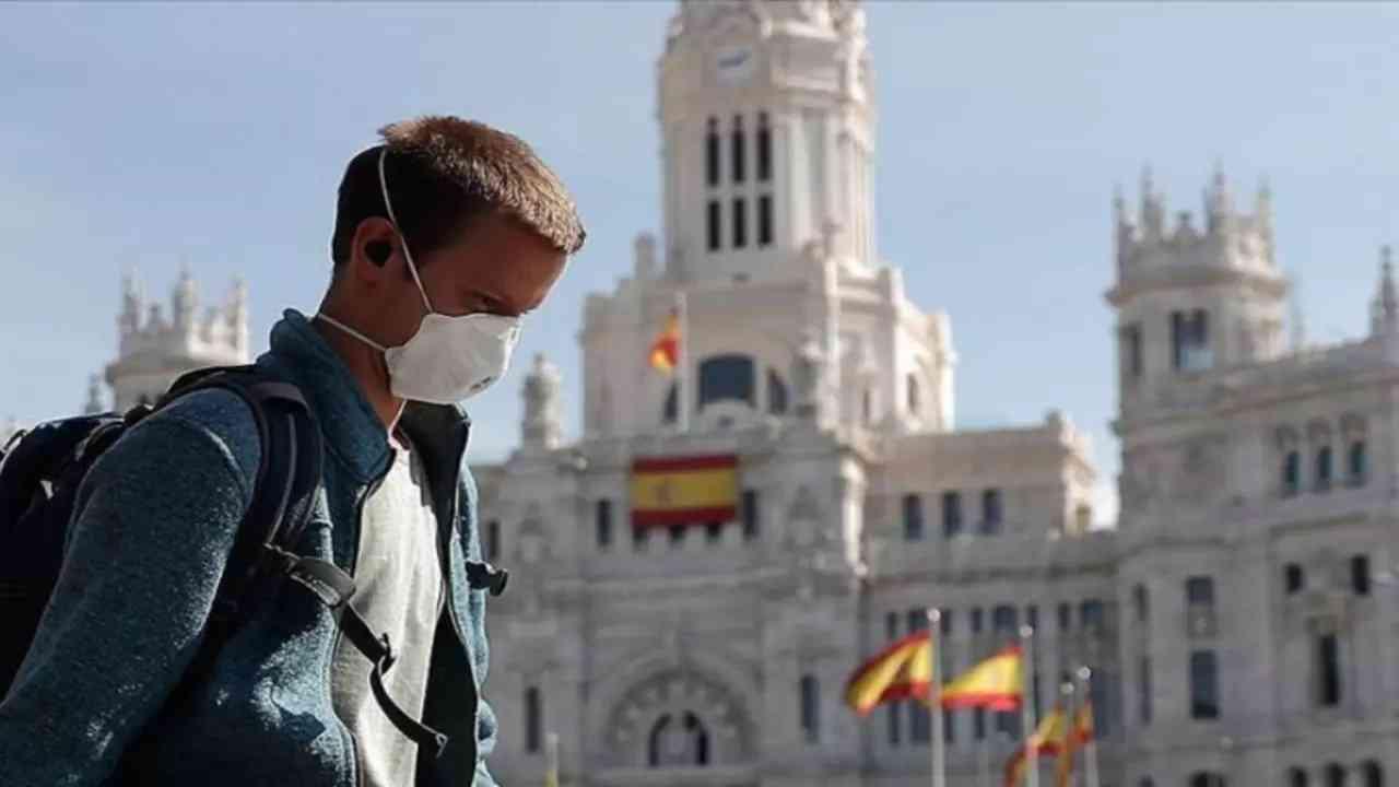 قرار جديد لإسبانيا بخصوص حالة الطوارئ الصحية في البلاد