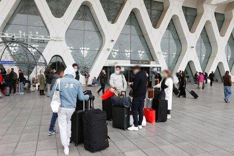 المغرب يدرس إغلاق حدوده مع عدد من الدول التي يتخذها مغاربة المهجر كنقط عبور