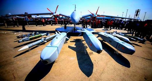 """شاهدوا.. المغرب يقتني 13 طائرة بدون طيار من طراز """"بيرقدار تي بي 2"""" ومعداتها الأرضية"""