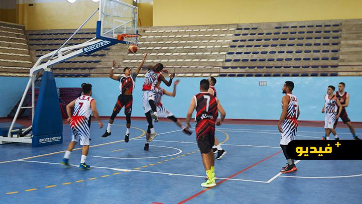 العروي في أولى مباريات البطولة الوطنية.. شباب الريف الناظوري لكرة السلة يهزم أمل العروي