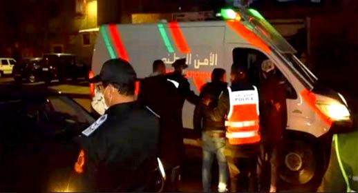 توقيف 5 قاصرين هاجموا السلطات العمومية وكسروا سيارات الدولة بعد خرقهم حالة الطوارئ ليلا