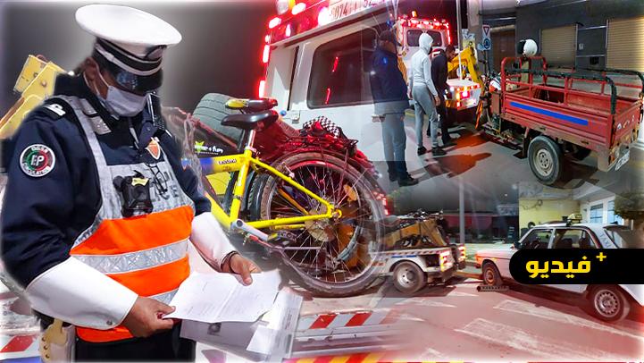سلطات الناظور تشدد من إجراءات حظر التجوال الليلي وتحجز سيارات ودراجات المخالفين