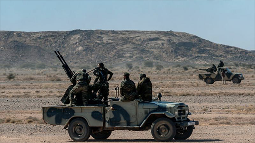 بعد محاولتهم الهجوم على خط الدفاع المغربي.. مصرع ثلاثة عناصر موالية لميلشيات البوليساريو