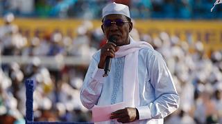 وفاة رئيس دولة إفريقية في معركة مسلحة ضد المتمردين