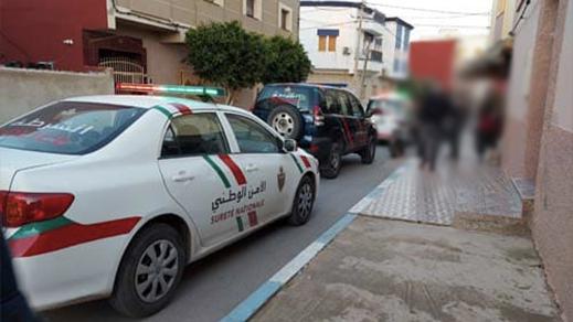 استمرار العمليات الأمنية بأزغنغان.. اعتقال شخصين متهمين بالسرقة ومروج للمخدرات