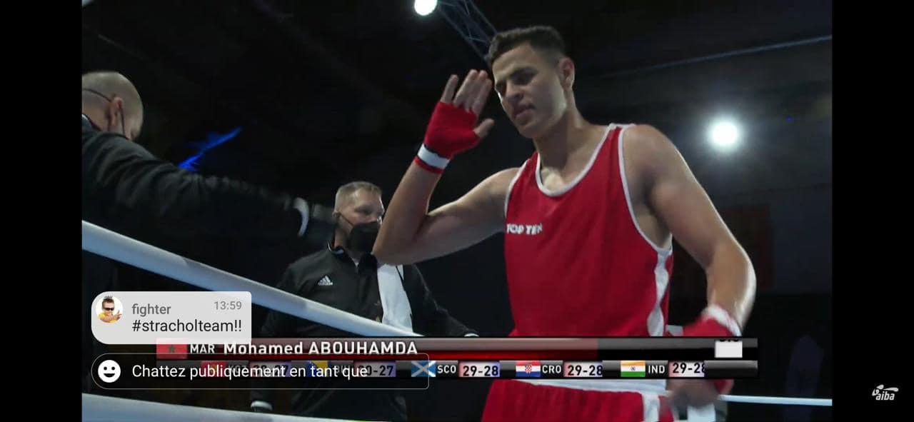 بعد حضوره بطولة العالم ببولندا.. فرار بطل الملاكمة الناظوري أبوحمادة إلى ألمانيا