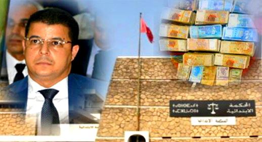 سابقة.. القضاء يدين نائبا لوكيل الملك بـ8 سنوات سجنا نافذا ومصادرة 180 مليون كانت بحوزته