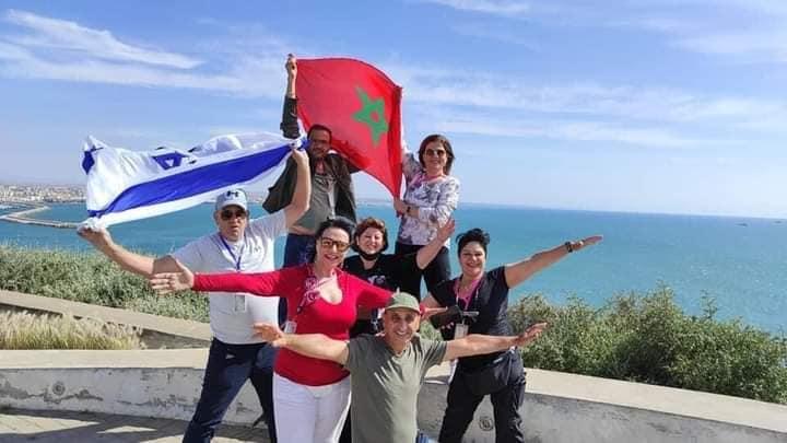 وفد إسرائيلي يحل  بمدينة الناظور