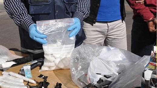 الناظور.. اعتقال أحد أشهر الأباطرة يكشف المسالك البحرية لتهريب الكوكايين