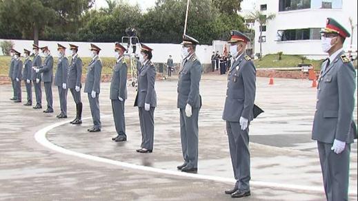 تعيين الكولونيل الجهوي السابق لجهة الناظور كقائد جهوي للدرك الملكي بجهة طنجة