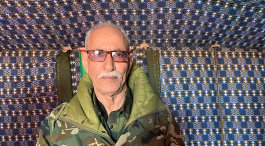 القضاء الاسباني يستدعي رسميا زعيم ميليشيات البوليساريو إبراهيم غالي