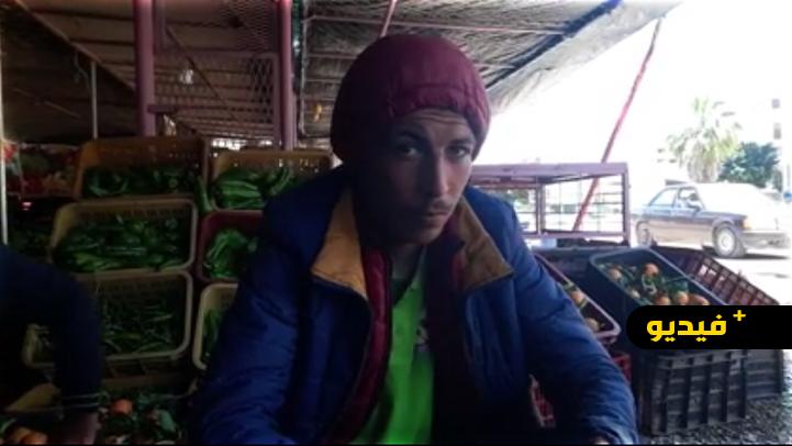 العثور على الشاب إبراهيم بلكنش المنحدر من الناظور تائها بمدينة حد السوالم نواحي الدارالبيضاء