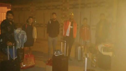 """لاعبو هلال الناظور يتهمون اللجنة المؤقتة """"بطردهم"""" من المنزل والرئيس يوضح """"حقيقة"""" ما حدث"""