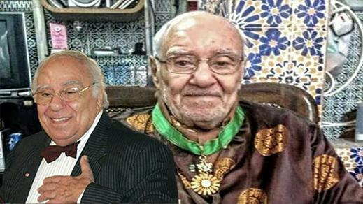 وفاة الممثل المغربي حمادي عمور