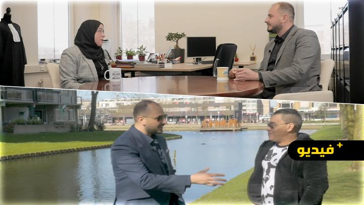 ويلكم تمازيغت.. الكوميدي علاء بن حدو يستقبل سميرة بودونت وعبد القادر أرياف
