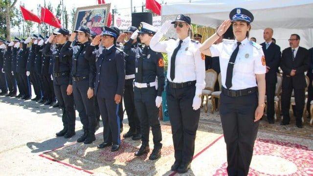 المديرية العامة للأمن الوطني تحتفل بالذكرى 65 تأسيسها وتحصي منجزاتها