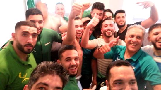هلال الناظور لكرة اليد يواصل مسلسل الانتصارات ويسحق نادي جمعية تازة بعقر داره