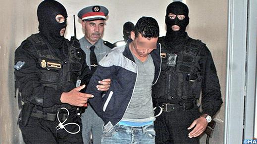 الدريوش.. اعتقال أحد أخطر رجال العصابات من طرف درك بن طيب