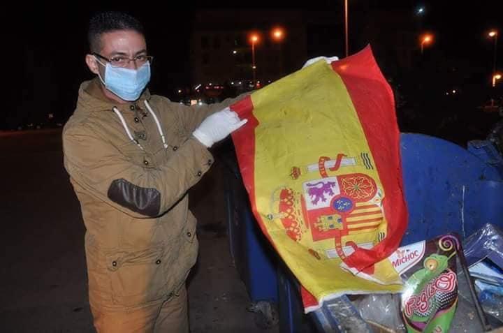 المغاربة يعلنون مقاطعة المنتوجات الإسبانية