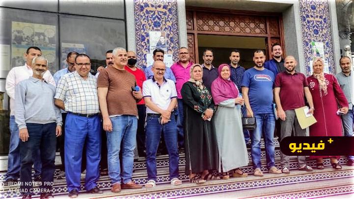 إنتخاب عبد الصمد أزواغ رئيسا لفيديرالية الكرامة للحرفيين والصناع التقليديين بالناظور