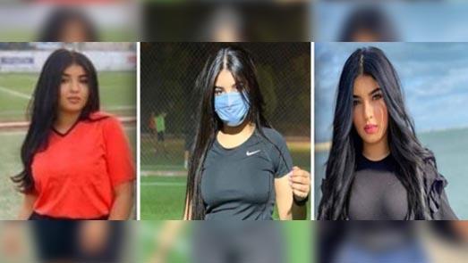 ابعاد حكمة عن مباراة نهضة بركان والأهلي المصري بسبب جمالها